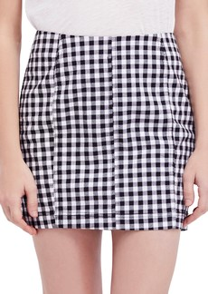 We the Free by Free People Modern Femme Miniskirt