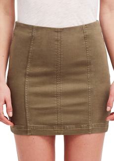 We the Free by Free People Modern Miniskirt