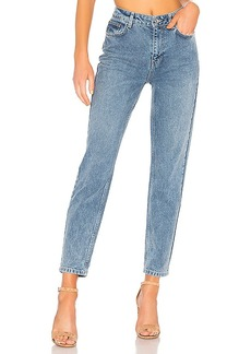 Free People Mom Jean