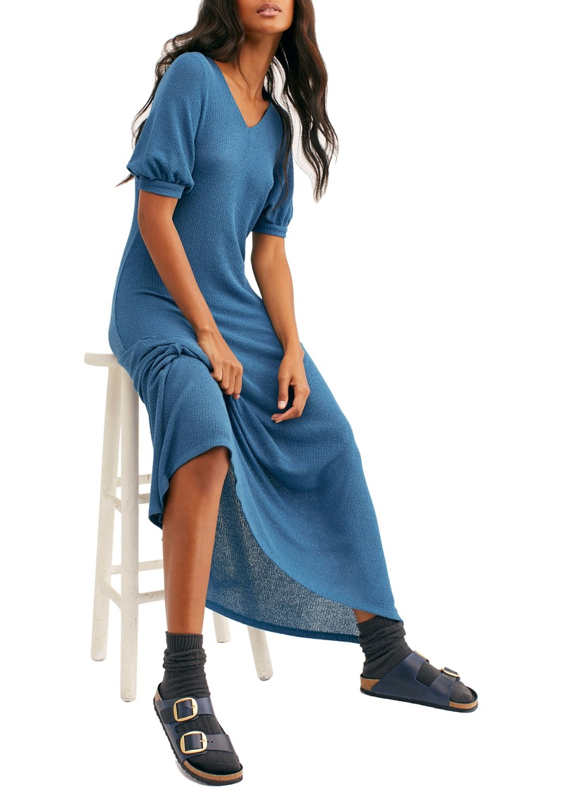 Endless Summer by Free People Montauk Maxi Sweater Dress