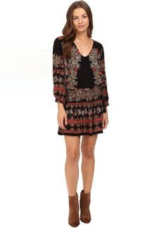 Free People Moonlight Drive Mini Dress
