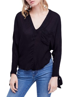 Free People Morning Dolman Sleeve Blouse