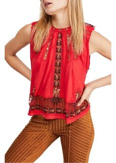 Free People Morocco Tank