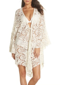 Free People Move Over Lace Wrap