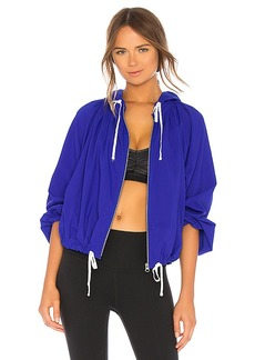 Free People Movement Breeze Pleated Jacket