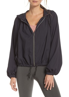 Free People Movement Breezy Pleated Jacket