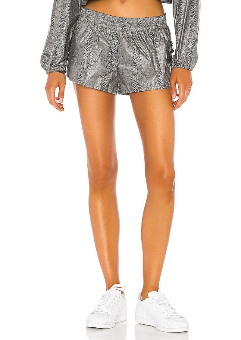 Free People X FP Movement Diamond Back Reflective Short