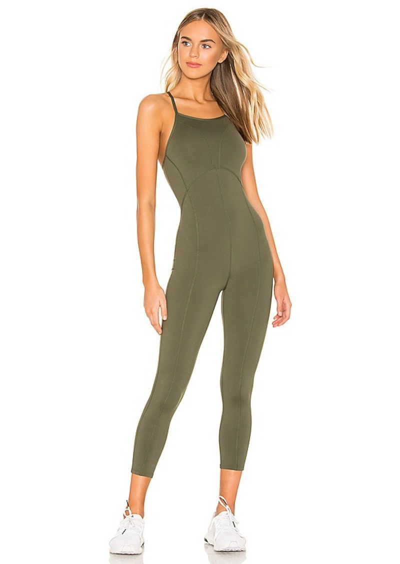 Free People X FP Movement Side To Side Performance Jumpsuit