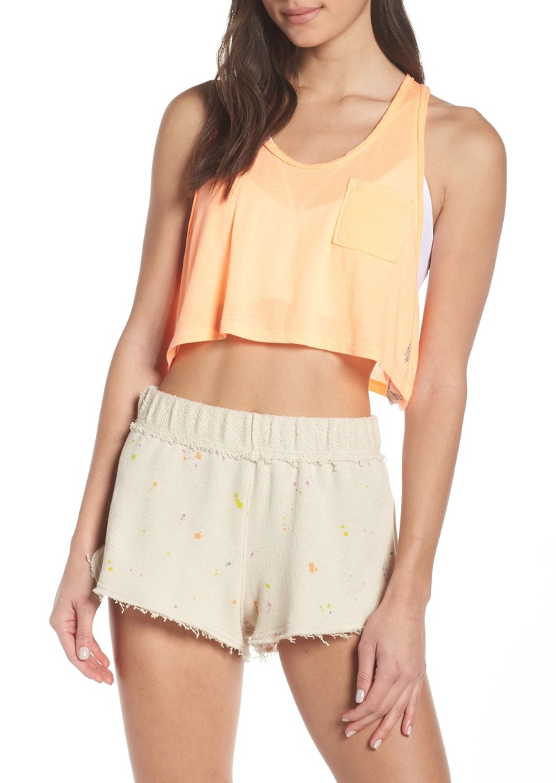 Free People Movement Sunny Days Crop Tank Top