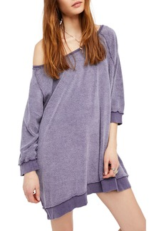 Free People My Pullover Sweatshirt