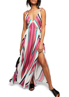 Endless Summer by Free People Neon Lights Maxi Dress
