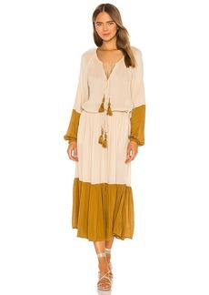 Free People Never Forget Midi Dress