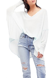 Free People Never Give Up Tee