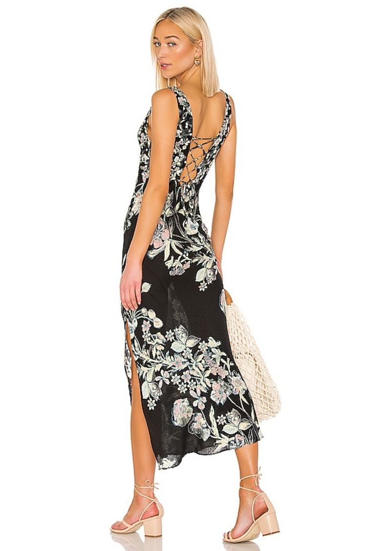 Free People Never Too Late Maxi Dress