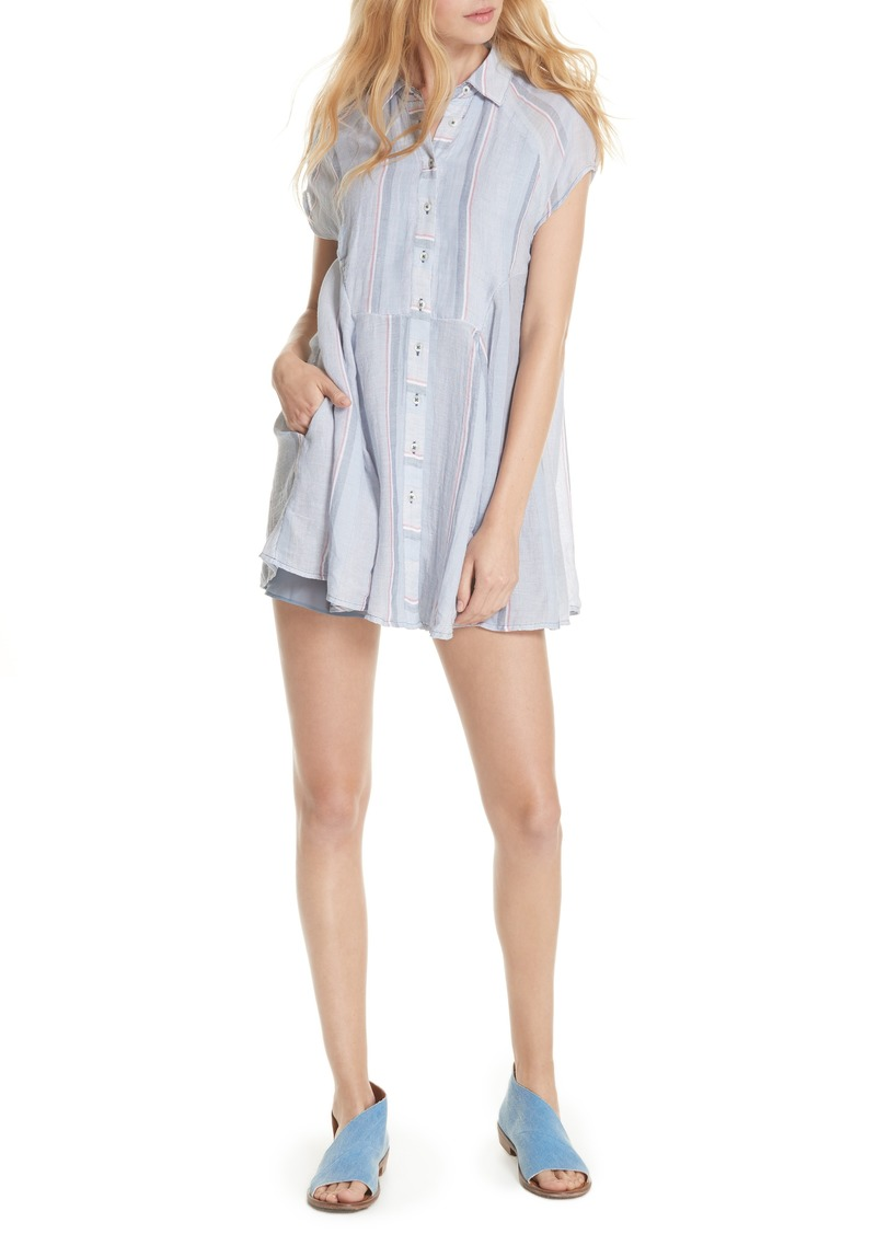 60c6f0aa8ec Free People Free People New Spring Love Tunic | Casual Shirts