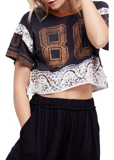 We the Free by Free People Nicky Crop Tee