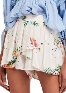 Free People Night Watcher Skort