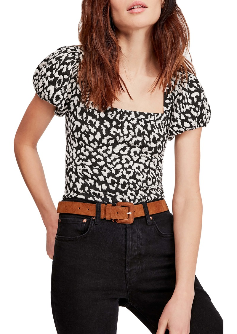 Free People No Type Top