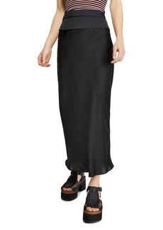 Free People Normani Midi Skirt