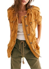 Free People 'Not Your Brother's' Utility Jacket