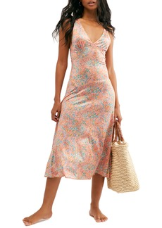 Free People Nowhere to Be Slipdress