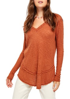 Free People Ocean Air Hacci Pullover
