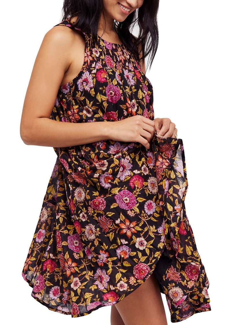 b6ac02612874 Free People Free People Oh Baby Floral Minidress | Dresses