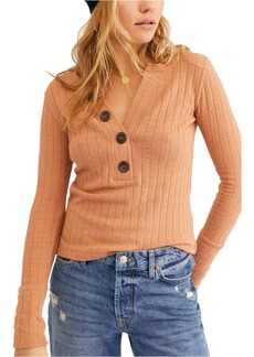 Free People Oliver Henley Shirt