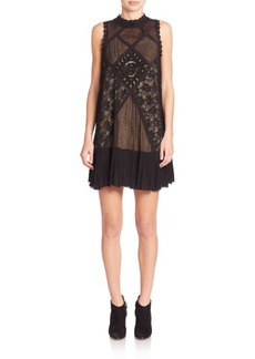 Free People One Angel Lace Dress