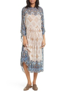 Free People One Day Midi Dress