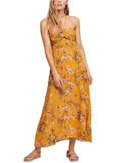 Free People One Step Ahead Maxi Dress