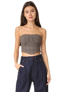 Free People Out West Corset