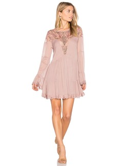 Free People Panama City Mini Dress