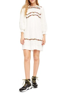 Free People Pasadena Babydoll Dress