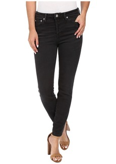 Free People Payton High Rise Skinny in Black
