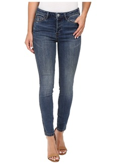 Free People Payton High Rise Skinny in Denim Blue