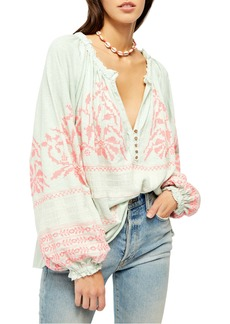 Free People Persuasion Top