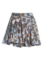 Free People Pleated Skirt