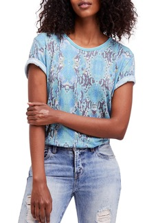 Free People Print Me Perfect Tee