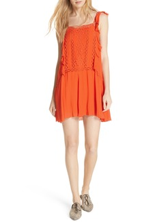 Free People Priscilla Minidress