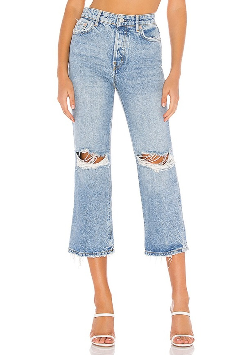 Free People Ranger Wide Leg Jean
