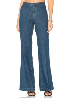 Free People Ray of Sunshine Flare Jeans