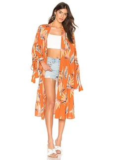 Free People Read My Palm Kimono