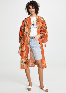 Free People Read My Palm Kimono