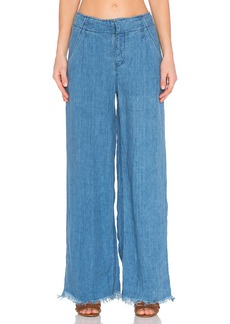 Free People Relaxed Linen Pant
