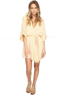 Ripple Mini Dress