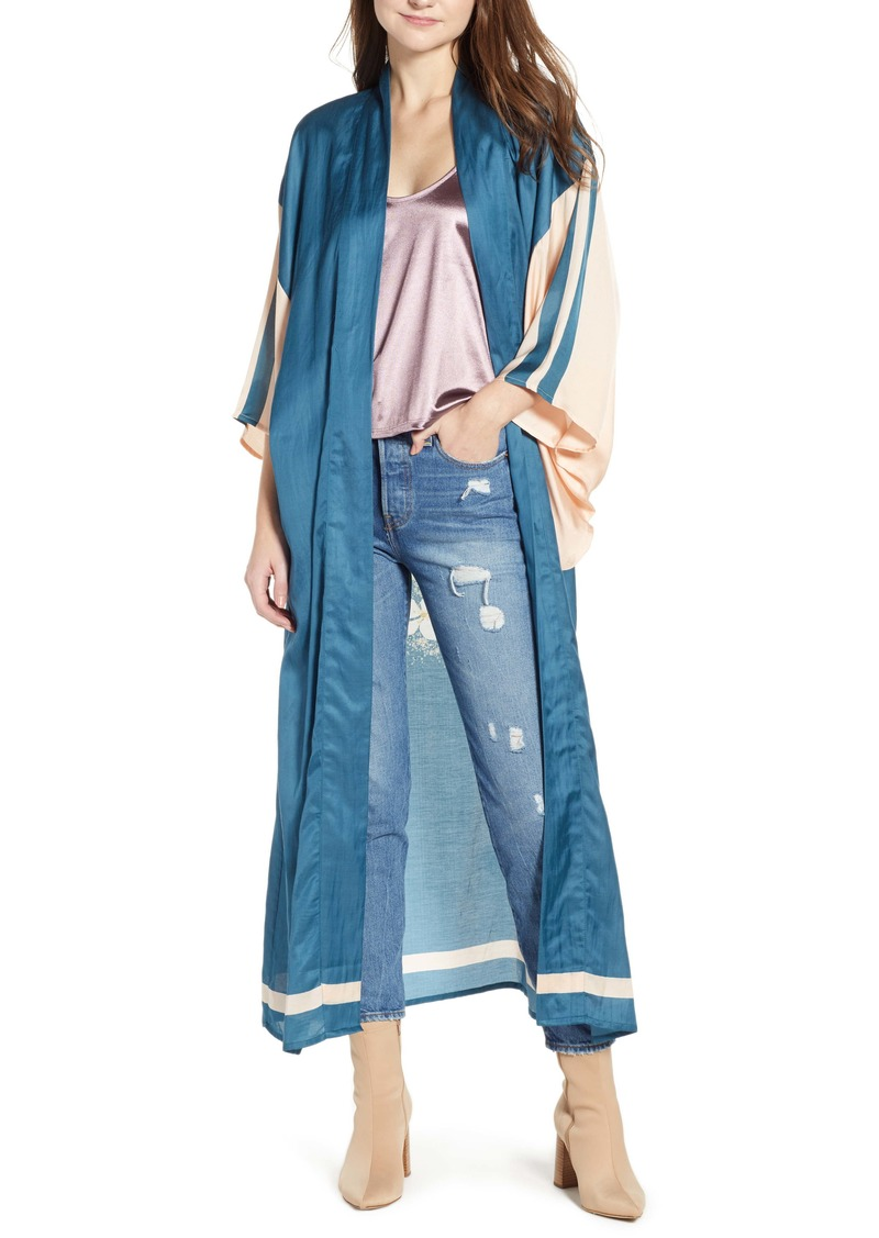 Free People Rising Sun Duster