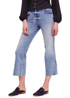 We the Free by Free People Rita Crop Flare Jeans