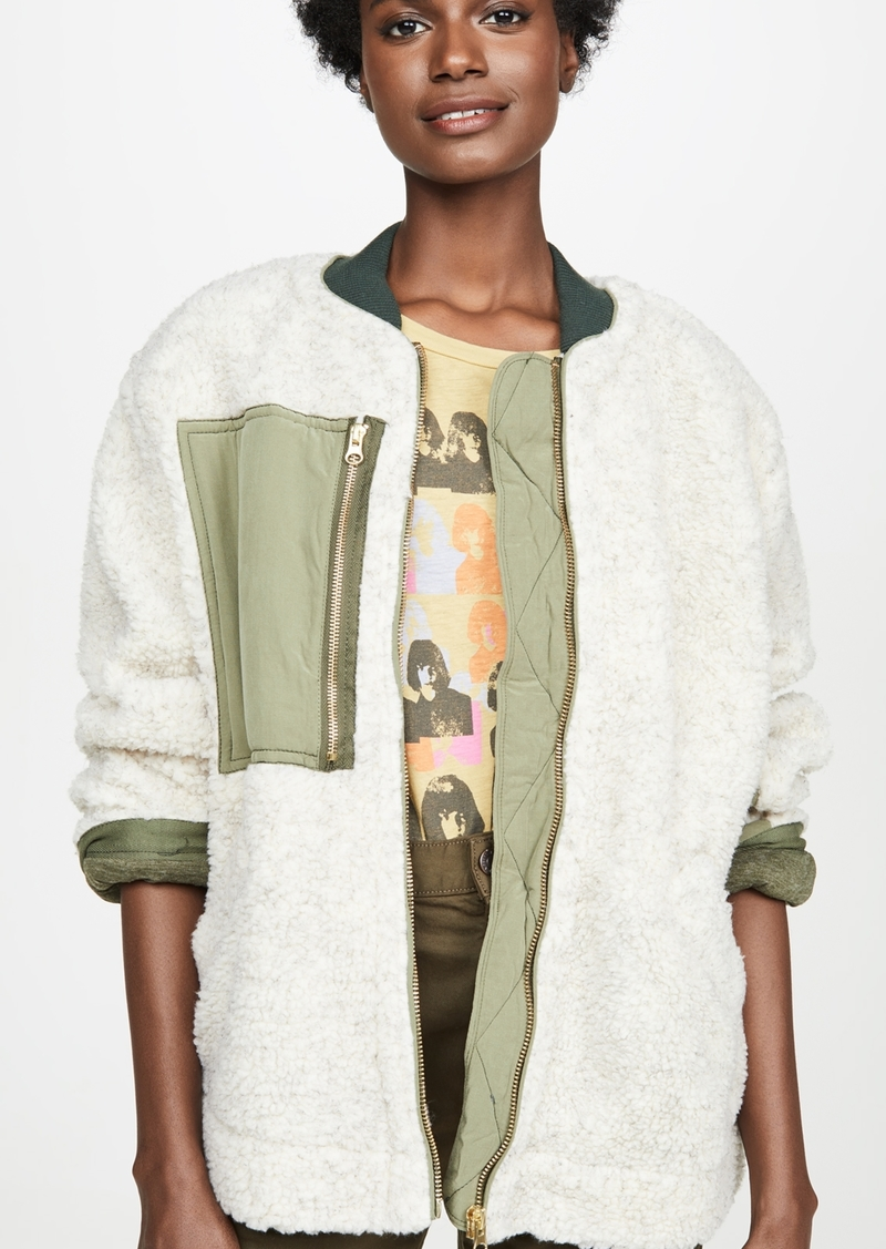 Free People Rivington Sherpa Jacket