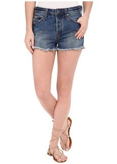 Free People Rock Denim Shorts